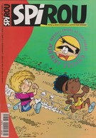 Magazine Spirou N°3139 De 1998: Les Tuniques Bleues Spirou Hausman Leloup Yoko Tsuno - Spirou Magazine
