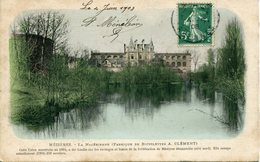 MEZIERES. La Macérienne (fabrique De Bicyclettes A. CLEMENT) - Charleville