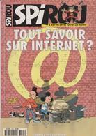 Magazine Spirou N°3143 De 1998: Sardon Leloup Yoko Tsuno Le Scrameustache - Spirou Magazine