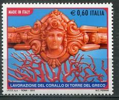 Italien Mi# 3404 Postfrisch MNH - Coral Arts - 2001-10:  Nuovi