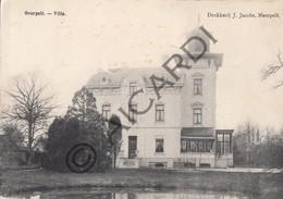 Postkaart / Carte Postale OVERPELT - Villa - Gyselynck, Gent - 1906 (B459) - Overpelt