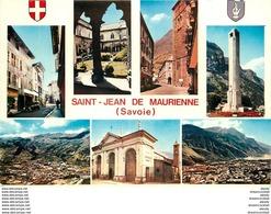 Photo Cpsm Cpm 73 SAINT-JEAN-DE-MAURIENNE 1971 - Saint Jean De Maurienne