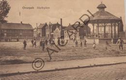 Postkaart / Carte Postale OVERPELT - Marktplein (A152) - Overpelt