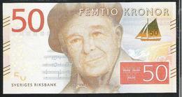 Sweden 50 Kronor 2015 P70 UNC - Svezia