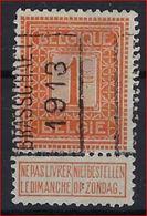 Nr. 108 Voorafgestempeld Brasschaet 1913 Nr. 2130 A  ; Staat Zie Scan ! - Precancels