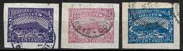 190 - COLOMBIE  - 1902 - RARE IMPERFORATED ISSUE - FORGERIES, FALSES, FAKES, FAUX, FALSOS, FALSCHEN - Timbres
