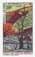 Ref. 170752 * NEW *  - NEW CALEDONIA . 1975. FOREST FIRE PREVENTION. PREVENCI�N DE INCENDIOS FORESTALES - Nuova Caledonia
