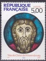 Frankreich, 1990, Mi.Nr. 2782, MNH **,  Art : Tête Du Christ De Weissenburg - Unused Stamps