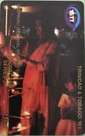 TRINITE & TOBAGO  -  Phonecard  - TSTT  -  Deepavali  -  TT $ 30 - Trinidad En Tobago