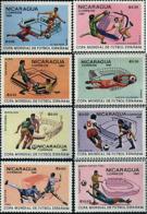 Ref. 26975 * NEW *  - NICARAGUA . 1981. FOOTBALL WORLD CUP. SPAIN-82. COPA DEL MUNDO DE FUTBOL. ESPA�A-82 - Nicaragua