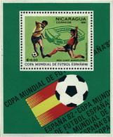 Ref. 54279 * NEW *  - NICARAGUA . 1981. FOOTBALL WORLD CUP. SPAIN-82. COPA DEL MUNDO DE FUTBOL. ESPA�A-82 - Nicaragua