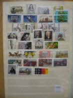 BRD Deutsche Bundespost 1985, Fast Komplett, Gebraucht, Viele Werte Mehrfach - BRD