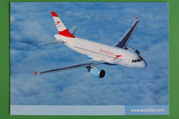Austrian Airlines - Airbus A319 / Airline Issue / Austria - 1946-....: Modern Era