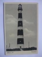N70 Ansichtkaart Hollum Ameland - Vuurtoren - 1929 - Ameland