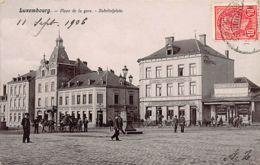 LUXEMBOURG-VILLE - Place De La Gare - Ed. Giberius A 123. - Luxemburg - Stadt