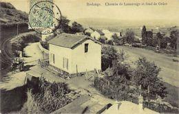 RODANGE - Chemin De Lasauvage Et Fond De Grâce, Passage à Niveau - Ed. H. Chansay. - Rodange