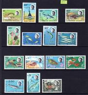 1968 - BRITISH INDIAN OCEAN TERRITORY - Mi  16/30 - NH -  (CW1822.37) - Francobolli