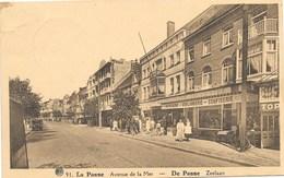 La Panne NA132: Avenue De La Mer 1938 - De Panne
