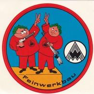 Autocollant Publicitaire - Arme Feinwerkbau - Stickers