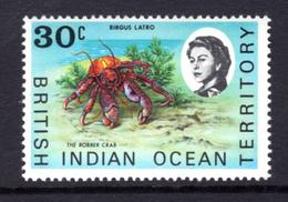 1968 - BRITISH INDIAN OCEAN TERRITORY - Mi  36 - NH -  (CW1822.37) - Francobolli