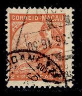 ! ! Macau - 1934 Padroes St. Gabriel 2 Pt - Af. 286 - Used - Used Stamps