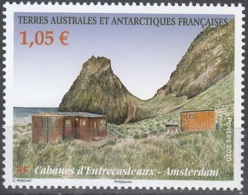 TAAF 2020 Cabanes D'Entrecasteaux Neuf ** - French Southern And Antarctic Territories (TAAF)