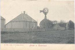 Broek In Waterland, Zonder Titel  (doorloper) - Unclassified