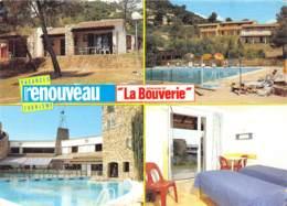 ROQUEBRUNE SUR ARGENS Vacance Tourisme Renouveau Domaine De La Bouverie 8(scan Recto-verso)MA264 - Roquebrune-sur-Argens