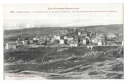 Mont Louis Vue Générale De La Llagone - Autres Communes