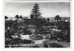 4694 - TORRE DEL GRECO VILLA COMUNALE ANIMATA 1954 - Torre Del Greco
