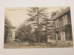 PK Langerbrugge Kasteel Schatsaert Evergem Gelopen 1911 - Evergem