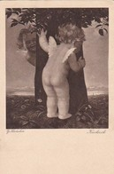 AK Kuckuck - G. Flatscher - Spielende Putti - 1919 (48409) - Altre Illustrazioni
