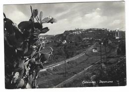 4708 - CATANZARO PANORAMA 1955 - Catanzaro