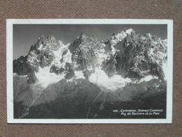 CHAMONIX -GRAND CHARMOZ - 1922 -      - PICCOLO STRAPPO AL CENTRO - Non Classés