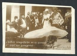 +++ Photo - ...Guerre...avant Assassinat Politique - Juin 1914 - Archiduc FRANCOIS FERDINAND D' Autriche - SARAJEVO  // - Weltkrieg 1914-18