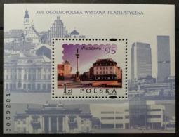 Pologne 1995 / Yvert Bloc Feuillet N°137 / ** - Blocks & Kleinbögen