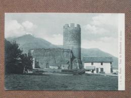 AOSTE -AOSTA - TOUR  DE BRAMAFAM  -      - BELLA - Italia