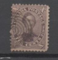 Canada N°15, Effigie Du Prince Albert, Oblitération Légère (cote: 100€) - Used Stamps