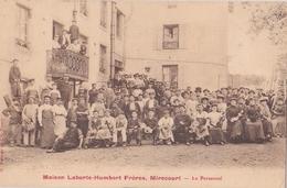 Maison LABERTHE-HUMBERT: Le Personnel - Mirecourt