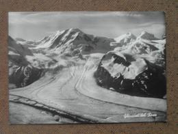 MONTE ROSA--- GHIACCIAI -1958   - - BELLA - Italia