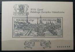 Pologne 1998 / Yvert Bloc Feuillet N°143 / ** - Blocks & Kleinbögen