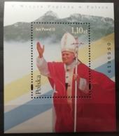 Pologne 1997 / Yvert Bloc Feuillet N°140 / ** - Blocks & Kleinbögen