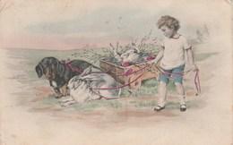 Tecklel Et Lapins Type Vienne H Et L Vienna 1228 - Hunde
