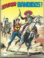 Zagor N. 404 Del 12/1994  Bandidos - Zagor Zenith