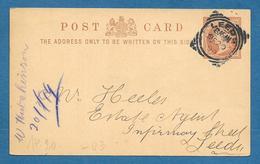 1899 LEEDS - Luftpost & Aerogramme