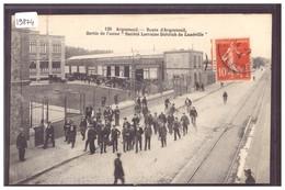 ARGENTEUIL - SORTIE DE L'USINE Ste LORRAINE DIETRICH DE LUNEVILLE - TB - Argenteuil