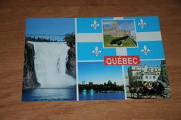 3401-           CANADA, QUEBEC - Montmorency Falls