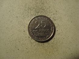 MONNAIE SRI LANKA 25 CENTS 1994 - Sri Lanka