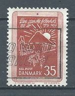 Danemark YT N°432 Ecoles Primaires Oblitéré ° - Danimarca