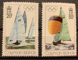 CAYMAN ISLANDS - MNH** - 1976 - # 377/378 - Iles Caïmans